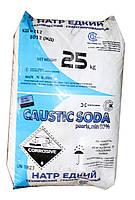 Сода каустическая 25кг гранула (натрий гидрооксид, натрий едкий)