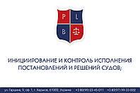 Инициирование и контроль исполнения постановлений и решений судов;