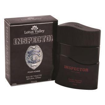 Мужская туалетная вода Inspector 100ml. Lotus Valley