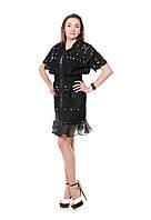 Платье черное Ophily