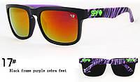 Солнцезащитные очки Spy+ Helm Ken Block + ПОДАРОК - твердый фирменный чехол ! №17