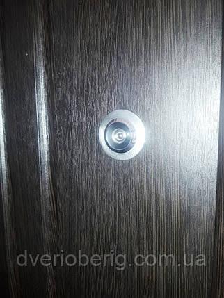 Входная дверь модель П3-345 венге темный, фото 2