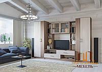 Гостиная №2 серия Просто хорошая мебель,ф-ка SV Мебель