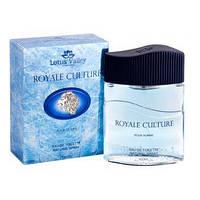 Мужская туалетная вода Royale Culture 100ml.  Lotus Valley