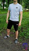 Спортивный костюм комплект мужской шорты и футболка Umbro