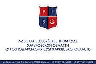Адвокат в Хозяйственном суде Харьковской области (у Господарському суді Харківської області)