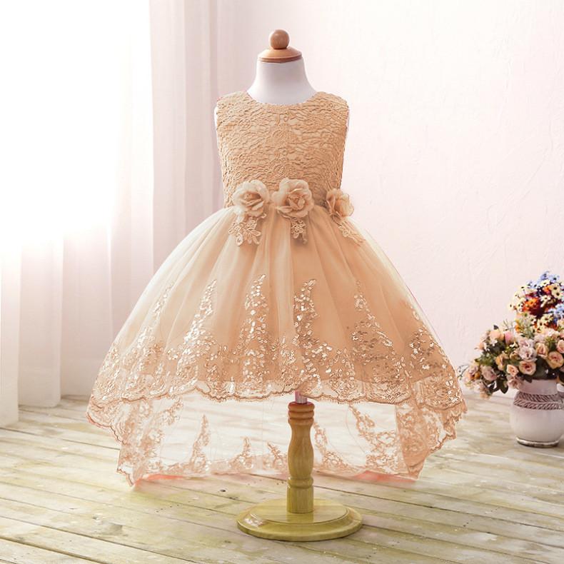 a3527620b61 Платье бальное детское.
