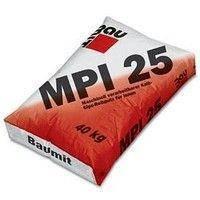 Baumit MPI 25 - штукатурка машинного нанесения (25 кг)