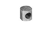 Глазок пальца шнека жатки(металлокерамика) ф16мм