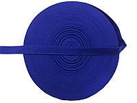 Тесьма сумочная, цвет электрик, ширина 2 см (50м в рул. )