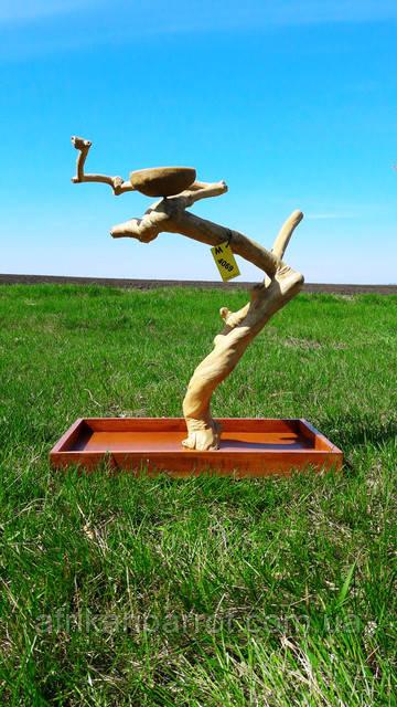 Деревья-подcтавки для птиц из кофейного дерева (Ява)