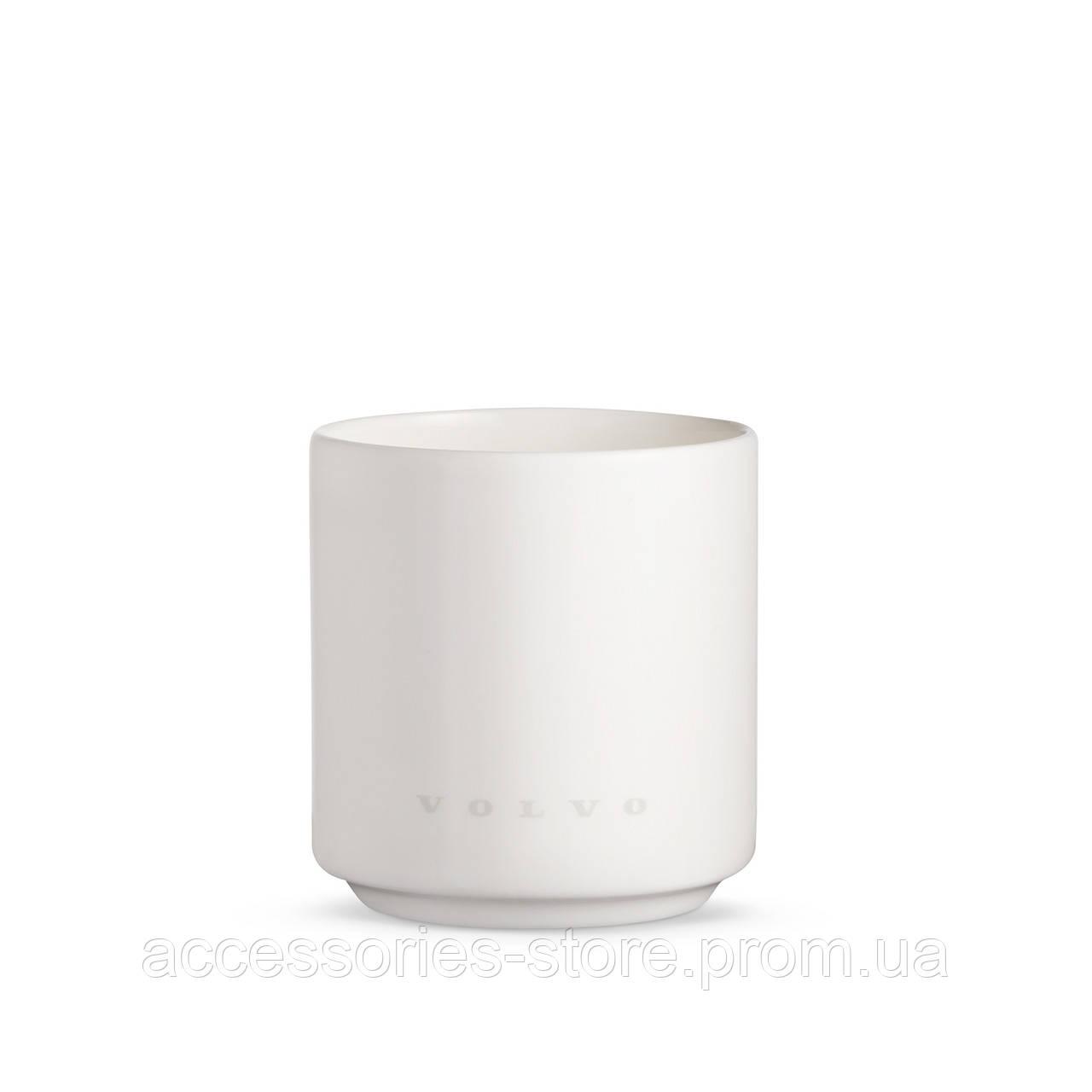 Фарфоровие чашки для еспрессо Volvo Espresso cups 4-pack, white