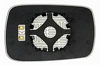 Элемент зеркала ACURA MDX (07-13) левый асферический с обогревом