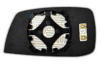 Элемент зеркала CHERY CrossEastar (08- ) правый асферический с обогревом