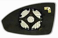 Элемент зеркала CHEVROLET Cruze (J300) (10- ) правый асферический с обогревом