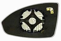 Элемент зеркала CHEVROLET Cruze (J300) (10- ) правый сферический с обогревом