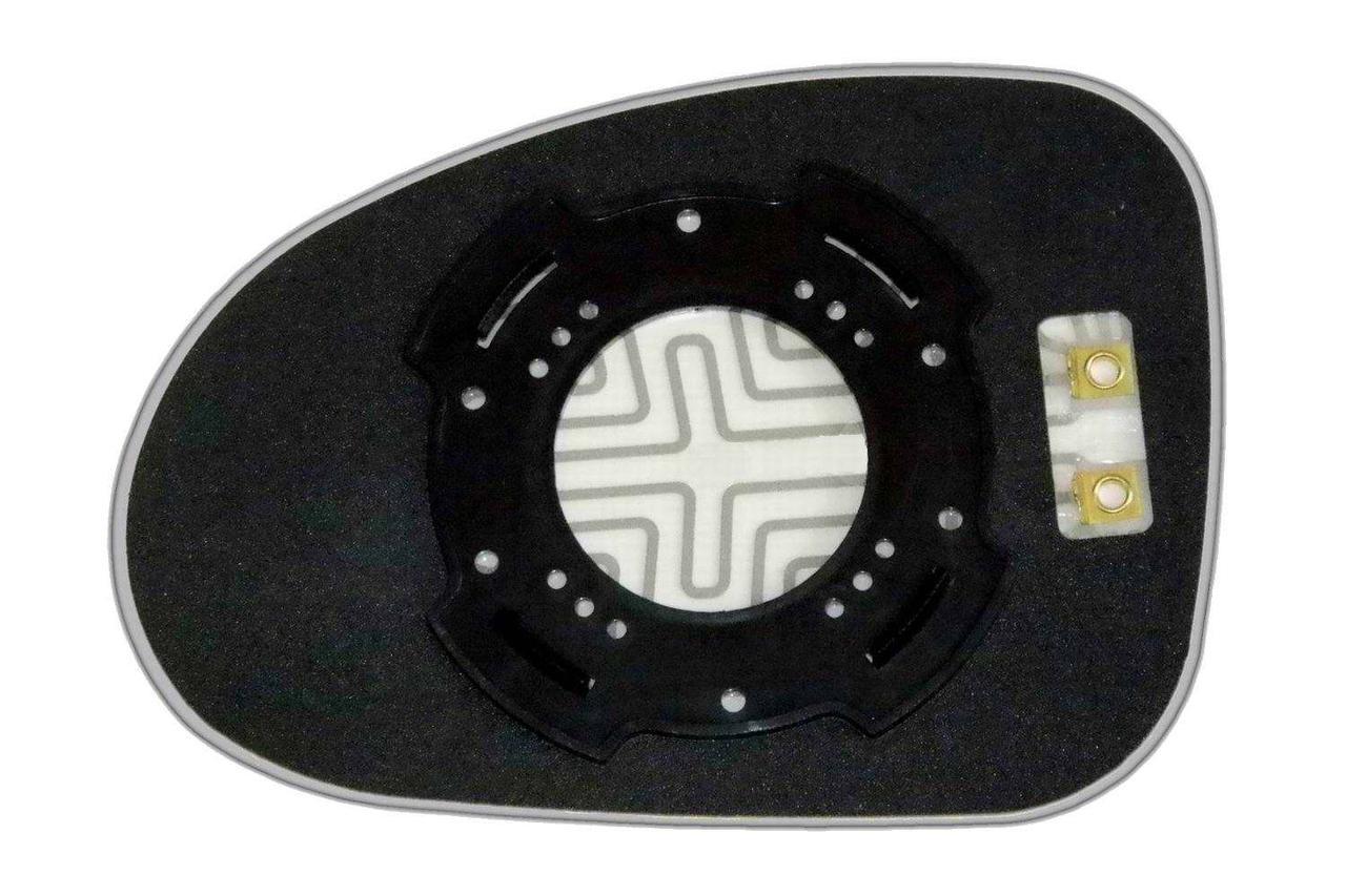 зеркальный элемент на chevrolet spark с обогревом