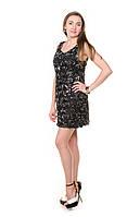 Платье женское черное Nua Shiman