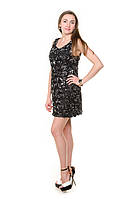 Платье женское черное Nua Shiman, фото 1