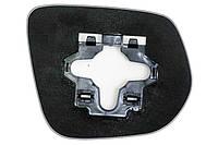 Элемент зеркала CHEVROLET Trail Blazer (13-14) левый асферический