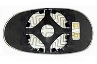 Элемент зеркала CHRYSLER Crossfire (03-07) правый асферический с обогревом