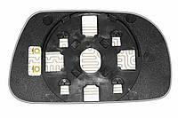 Элемент зеркала CHRYSLER Pacifica (03-08) левый асферический с обогревом