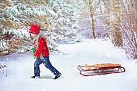Зимние товары и игры