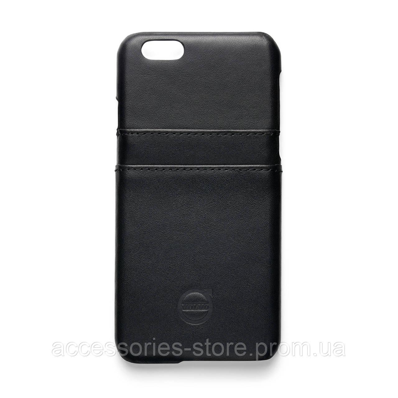 Чехол кожаный Volvo Leather iPhone 7 case