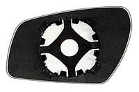 Элемент зеркала FORD Fiesta V (05-08) правый асферический