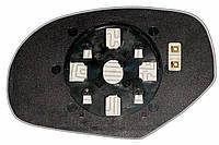 Элемент зеркала GMC Yukon III (06-14) правый сферический с обогревом