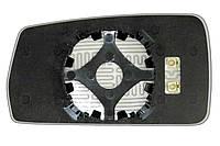 Элемент зеркала IRAN KHODRO Samand LX (02-08) правый асферический с обогревом