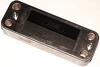 Теплообменник ГВС Soledo-16 пластин Bosch-Junkers, Saunier Duval, артикул 8705406287 (S10248), код сайта 0611