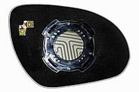 Элемент зеркала HYUNDAI Elantra IV (08-10) левый асферический с обогревом