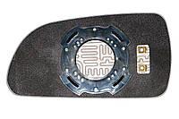 Элемент зеркала HYUNDAI Sonata V NF (04-10) правый асферический с обогревом