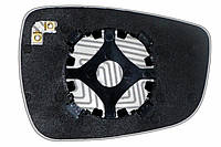 Элемент зеркала HYUNDAI Veloster (11-15) левый асферический с обогревом