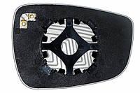 Элемент зеркала HYUNDAI Veloster (11-15) левый сферический с обогревом
