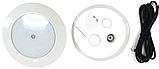 Ультратонкий светодиодный прожектор Aquaviva LED029–546LED (33 Вт) RGB / бетон / лайнер (тип крепления резьба), фото 5