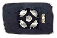 Элемент зеркала JEEP Commander (05-10) правый асферический с обогревом
