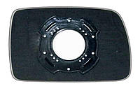 Элемент зеркала KIA Picanto I (04-07) левый асферический