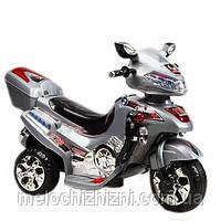 Детский мотоцикл tm Bambi, электромотор 12W (Арт. M0564)