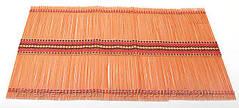 Бамбуковый коврик (салфетка) Bamboo Mat-115, 30х45см, цветной