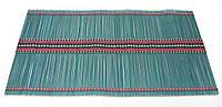 Бамбуковый коврик (салфетка) Bamboo Mat-118, 30х45см, цветной
