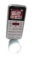 Бабушкофон Muphone M7700 на 2sim + FM-радио + mp3 +  Фонариком!