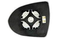 Элемент зеркала KIA Sportage III (10- ) правый асферический с обогревом