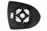 Элемент зеркала KIA Sportage III (10- ) левый сферический с обогревом