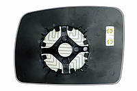 Элемент зеркала LAND ROVER Discovery III (04-09) правый сферический с обогревом
