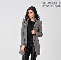 Женское короткое пальто весна осень.