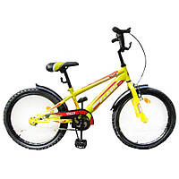 "Велосипед Tilly Flash 20"" T-22042 Yellow"