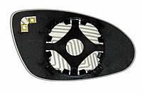 Элемент зеркала MERCEDES S-klasse (05-09) левый сферический с обогревом