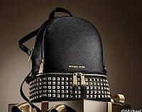 Рюкзак Michael Kors, копия 1:1 как оригинал, цвет черный